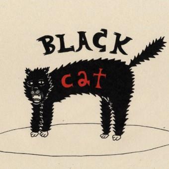 black cat c