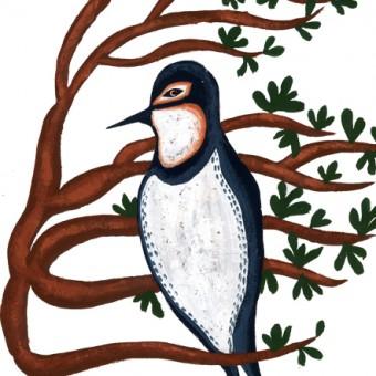 tree bird c